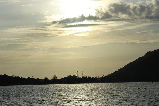 Bophut, Thailand: auf dem Rückweg