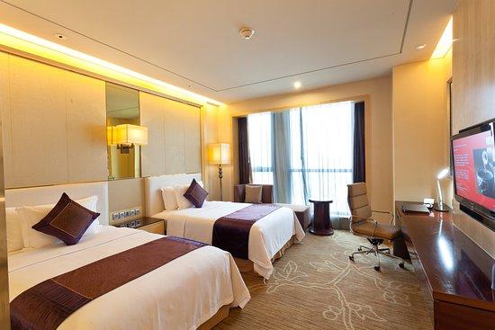 Xiangyang, Kina: Club Floor  Room
