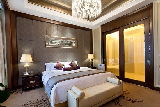 Xiangyang, Chiny: Presidential Suite