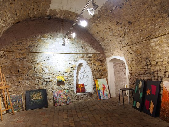 U Zlateho Kohouta Galerie