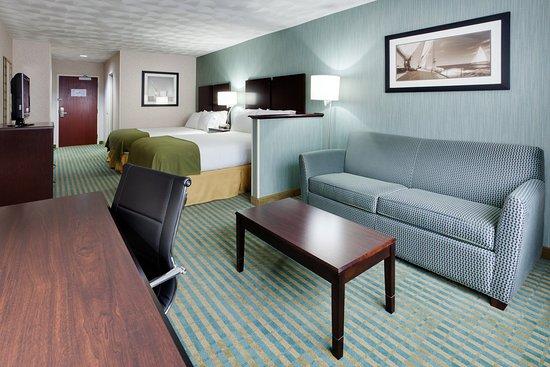 Smithfield, Rhode Island: Double Bed Guest Room