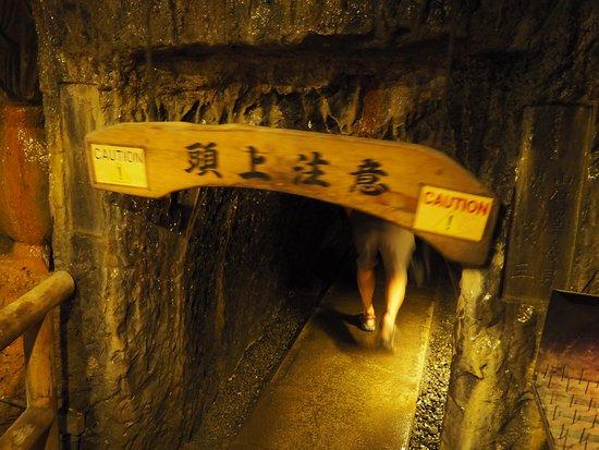 Hase-dera Temple: cunicolo