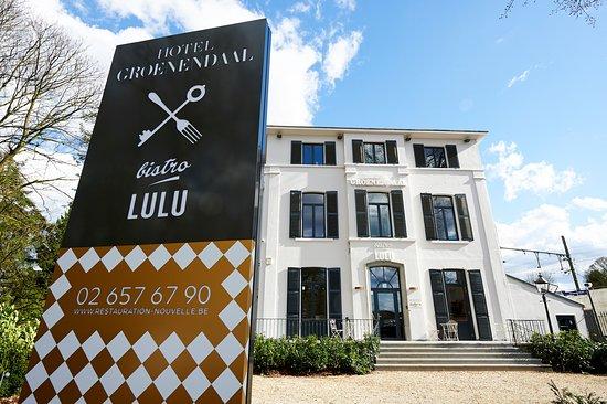 Hoeilaart, Bélgica: Hôtel