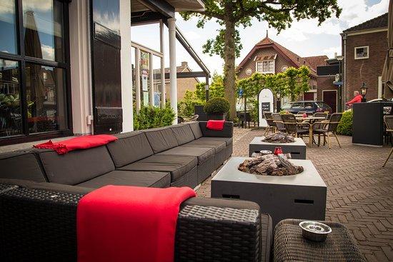 Bunnik, Países Baixos: lekker relaxen met haardvuur