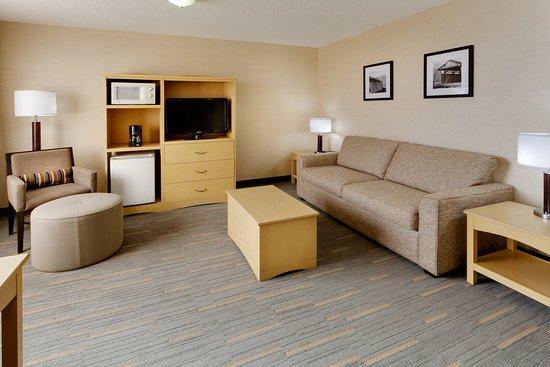 Holiday Inn Lethbridge: Family Suite