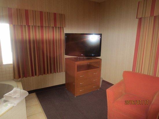 Coast Tsawwassen Inn: TV