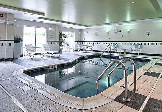 Huntingdon, Pensylwania: Indoor Pool