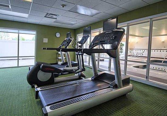 Huntingdon, Pensylwania: Fitness Center
