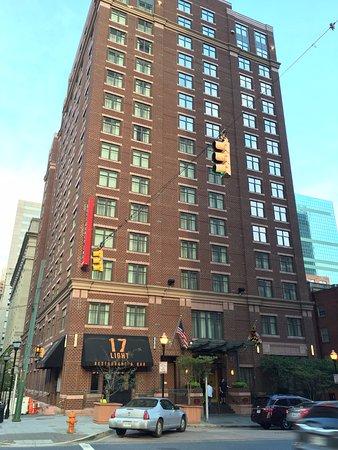 front of the hotel picture of residence inn by marriott baltimore rh tripadvisor com