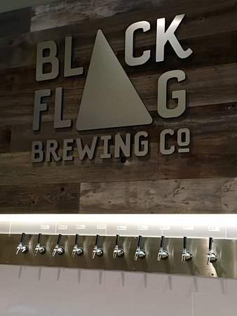 ‪Black Flag Brewing Co‬