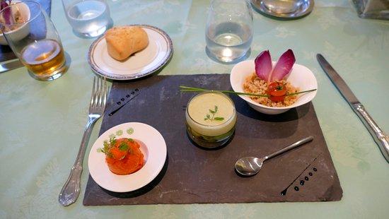 """La Breille-les-Pins, Frankreich: Chaque plat est une """"expression artistique"""""""