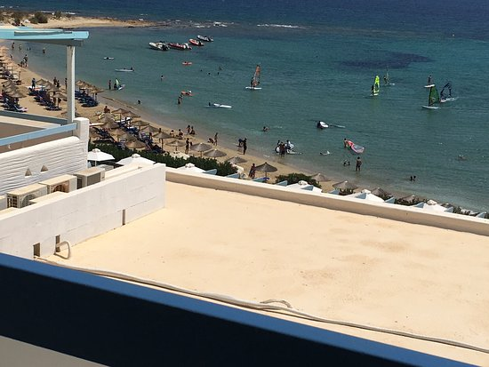 Nea Chryssi Akti, Yunani: Saint George Hotel