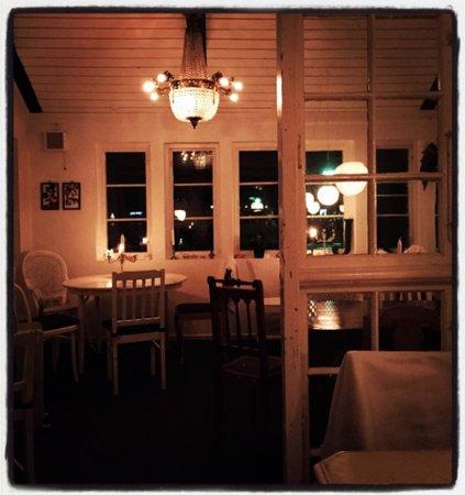 Nysted, Danmark: Restaurant
