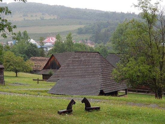 Open air Museum Skanzen Svidnik