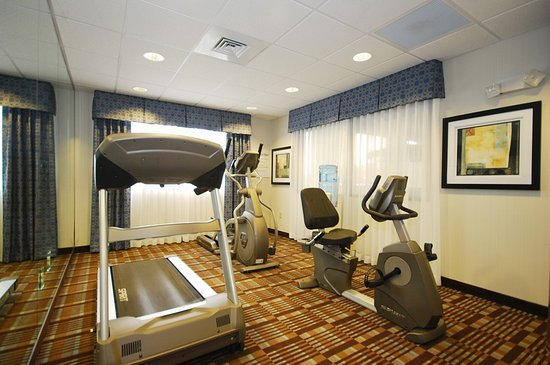 Kittanning, Pensylwania: Fitness Center