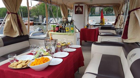 Ksiaze Jozef - Boat Tours