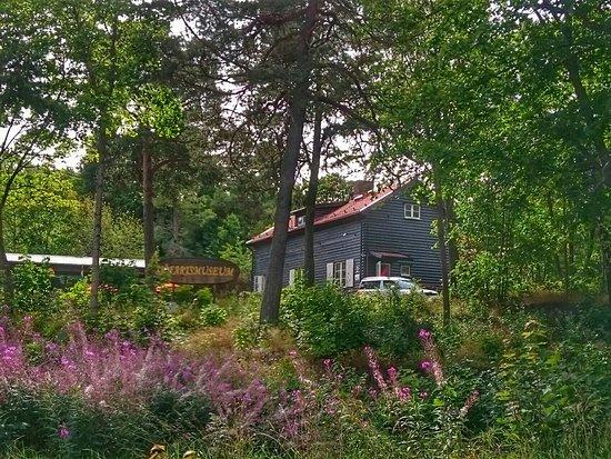 Oxelosund, Sverige: Vy från sidan
