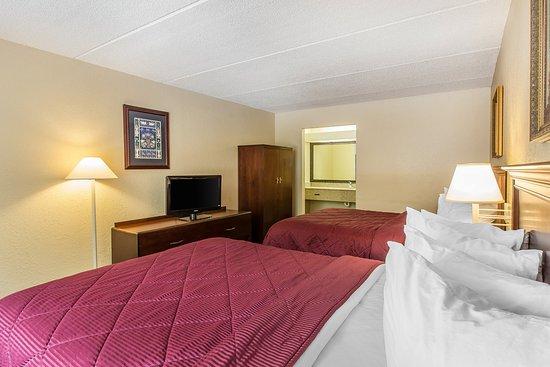 Easley, SC: Guest room