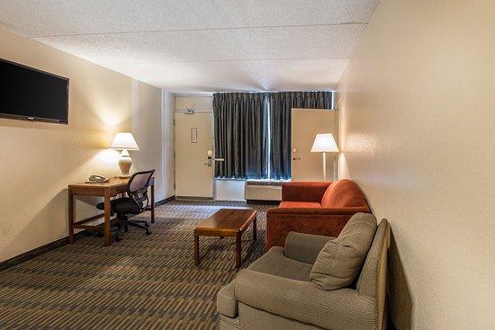 Easley, Carolina del Sud: Guest room