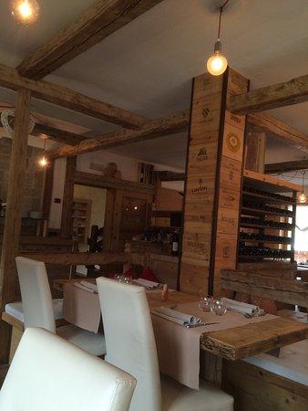 Ristorante Alegra: Interno ristorante