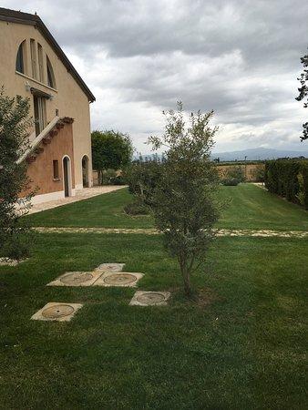 Braccagni, Italia: Appartamento rosso