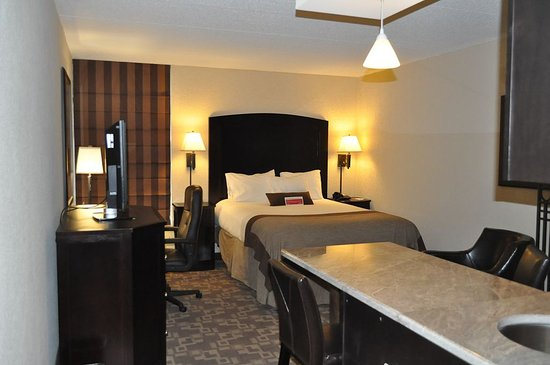 Holiday Inn & Suites Charleston West: King Executive Guest Room