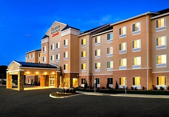 Fairfield Inn & Suites Watertown Thousand Islands