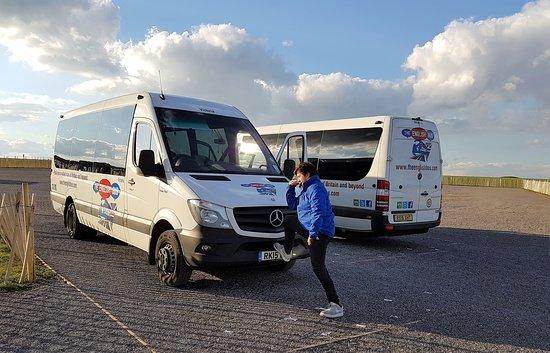 The English Bus: 16 seat luxury Mercedes minicoaches