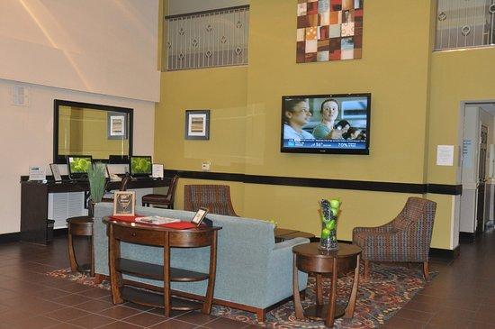 Holiday Inn Express Sarasota I-75: Business Center
