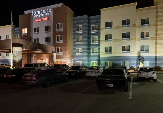 Fairfield Inn & Suites Montgomery Airport South: Exterior