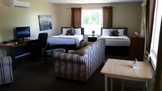 Middleton, Canada: Deluxe Efficiency Room