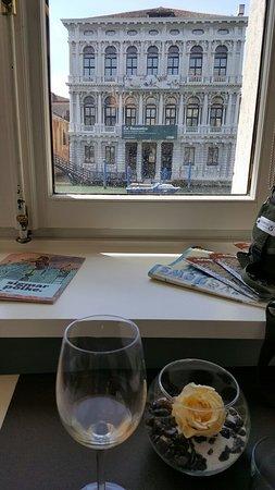 Photo of Italian Restaurant Palazzo Grassi cafe at Campo San Samuele, Venice 30124, Italy