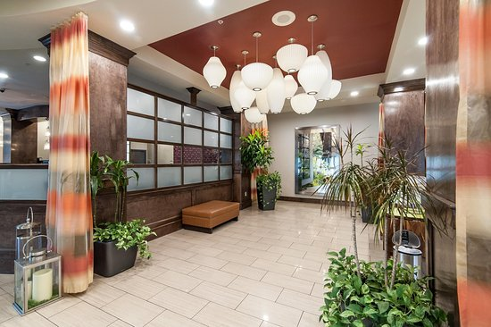 Preston, Коннектикут: Hotel Lobby