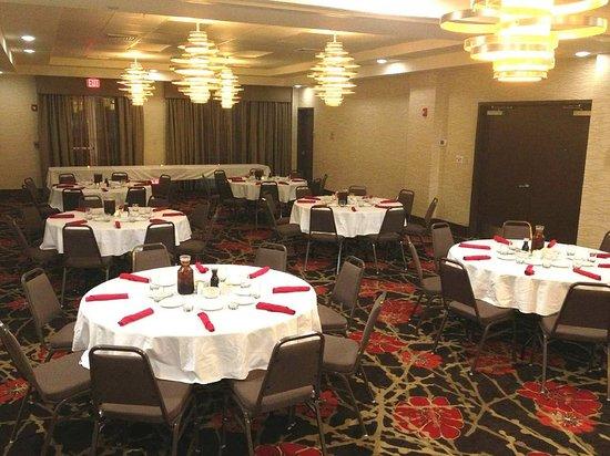Preston, CT: banquet