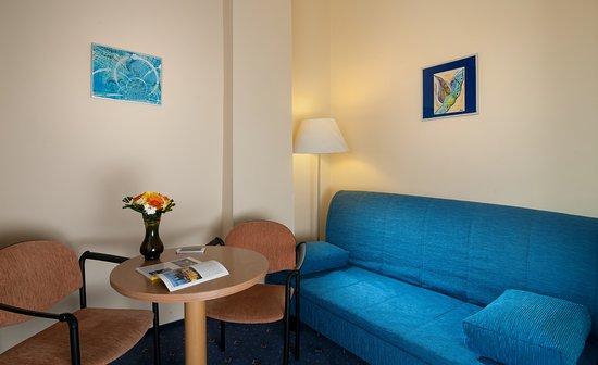 Andante Hotel: Hotel Andante - Obývací pokoj