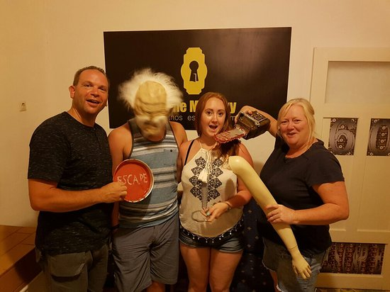 Skiathos Escape Room