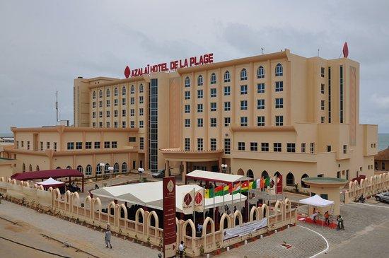 アザライ ホテル ドゥ ラ プラージュ
