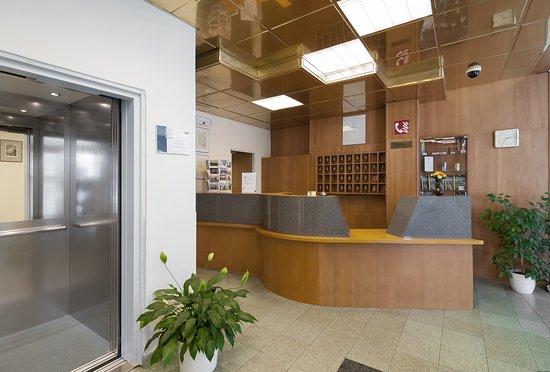 Andante Hotel: Hotel Andante - Recepce