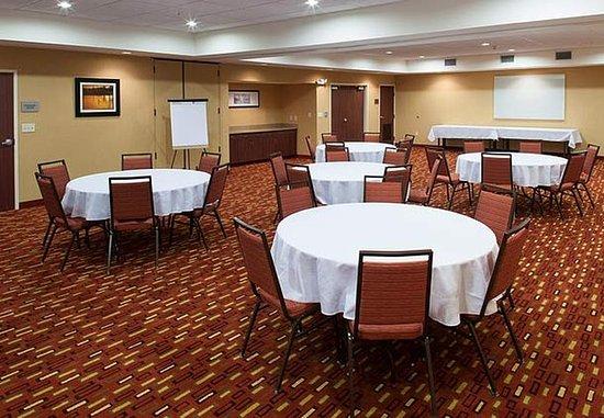 Nassau Bay, Teksas: Discovery Atlantis Meeting Room