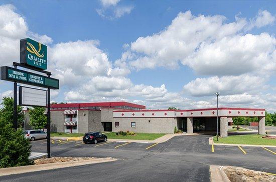 Quality Inn Arkansas City: Exterior