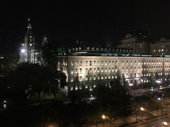 Hilton Quebec: Some pictures of our great stay at the Hilton!