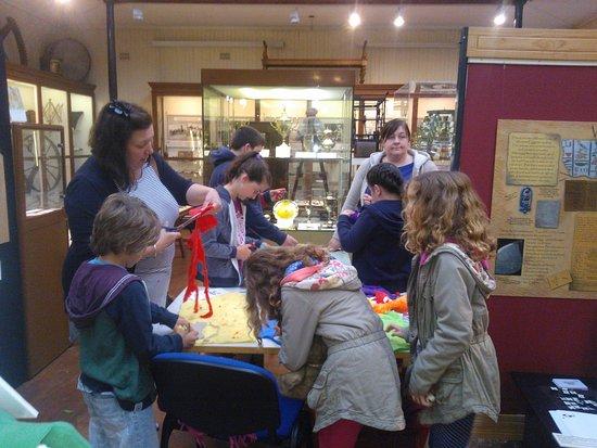 The Stewartry Museum: Kids activities