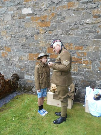 The Stewartry Museum: WWI commemoration activities