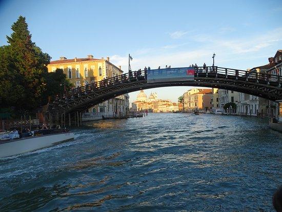 Ponte dell'Accademia : The Bridge