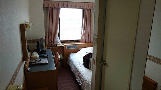 Hotel Alpha-1 Niigata Photo
