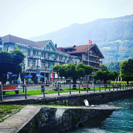 Boenigen, Sveits: Hotel Seiler au Lac