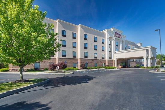 Hampton Inn & Suites Indianapolis/Brownsburg: exterior