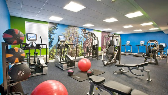 Holiday Inn Express Hotel & Suites Germantown - Gaithersburg: Stay in shape at our 24 hour Fitness Center