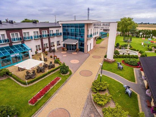 Royal Park Hotel & Spa: Main