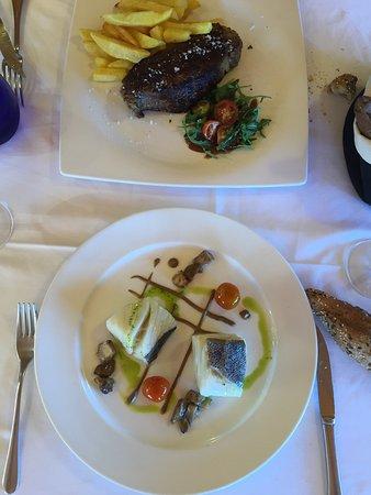 Luey, Spain: Restaurante La Jontoya